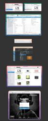 Xgtk theme gtk 3.14 - 3.12 by kxmylo