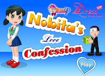 Nobita Love Confession - Dress up Games by willbeyou
