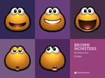 Brown Monsters