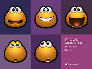 Brown Monsters
