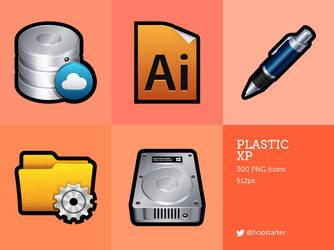 Plastic XP by hopstarter