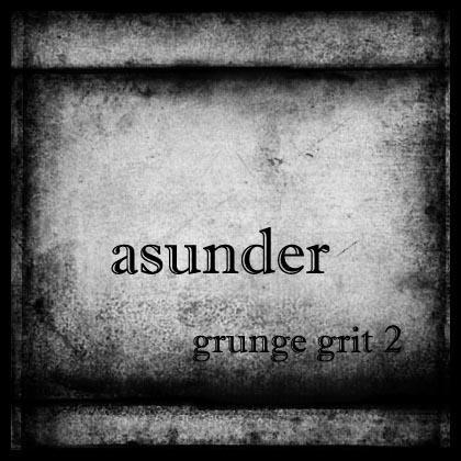 Grunge Grit 2 - Borders by AsunderStock