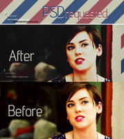 Jessica Stroup PSD by terenaam