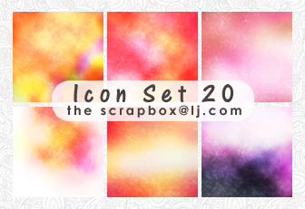 Icon Texture Set 020 by bystrawbrry