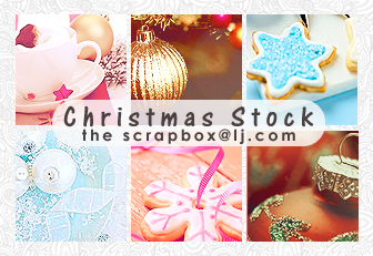Christmas Stock Icons - Set 2 by bystrawbrry