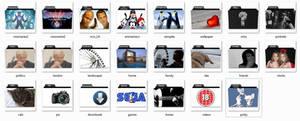 More folder icons
