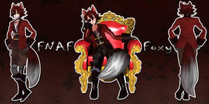 [MMD]MOTM- Foxy The Pirate Fox by luckygirl88