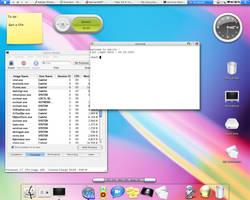 Mac OS X Tiger Visual Style by ifido