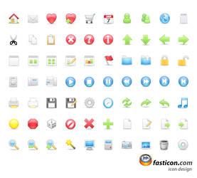 Essential Toolbar Icons