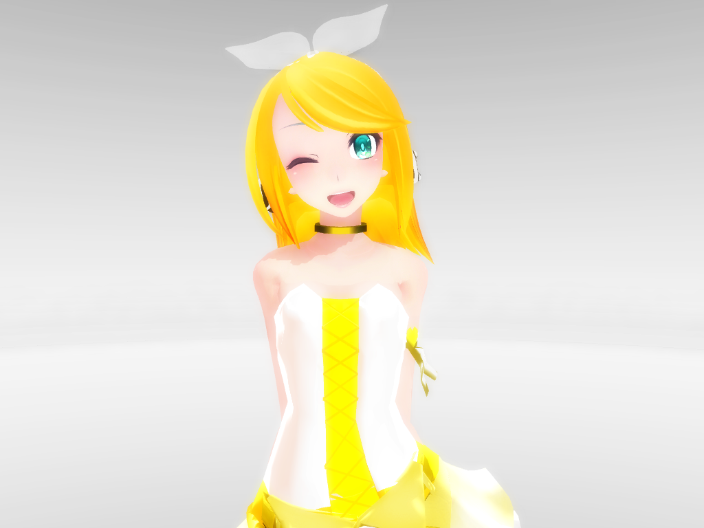 Sweet Candy Rin - Download by KagamineLeto