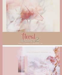 Floral Large Textures