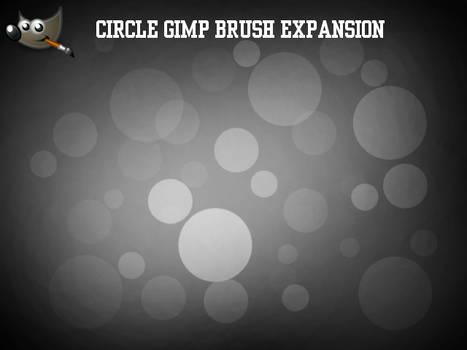 Circle GIMP Brush Expansion (For GIMP 2.6)