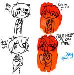 Jay is Fire Hmhm