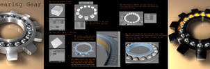 Ball Bearing Gear tutorial by R-Nader