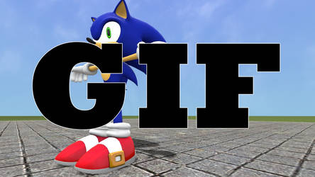 Sonic T-Posing GIF by PurpleComet5
