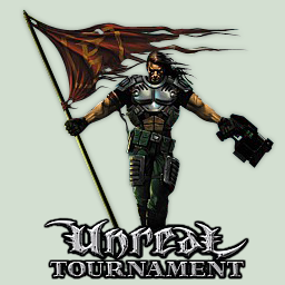 UnrealTournament - Game Icon by wronex