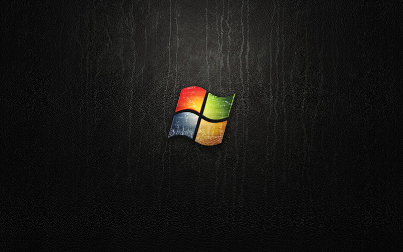 Weathered Windows Wallpaper