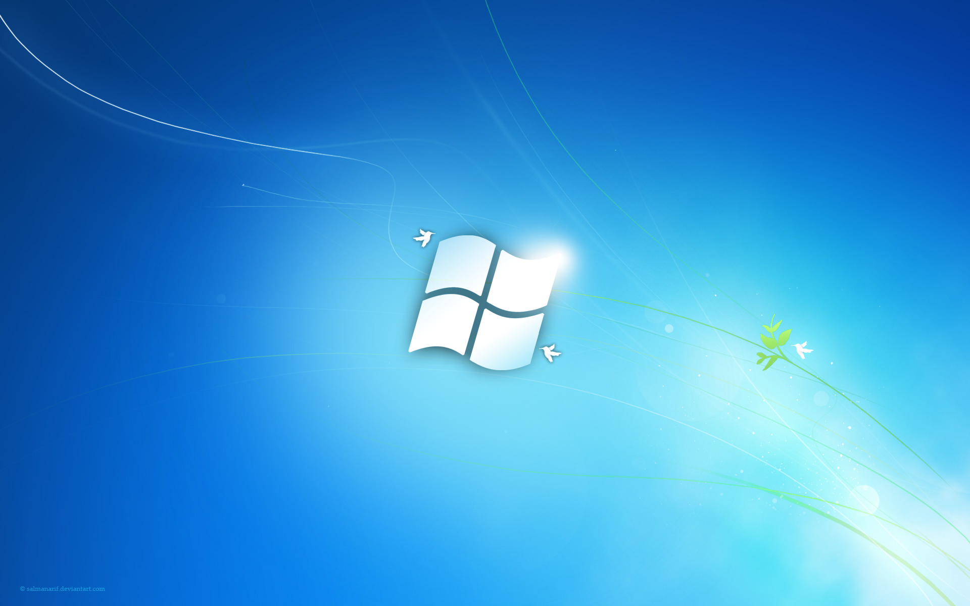 Windows 7 Flag