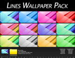 Lines Wallpaper Pack