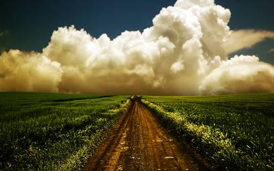 Path to the Sky by salmanarif