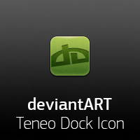 deviantART Teneo Dock Icon by salmanarif