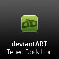 deviantART Teneo Dock Icon by salmanarif
