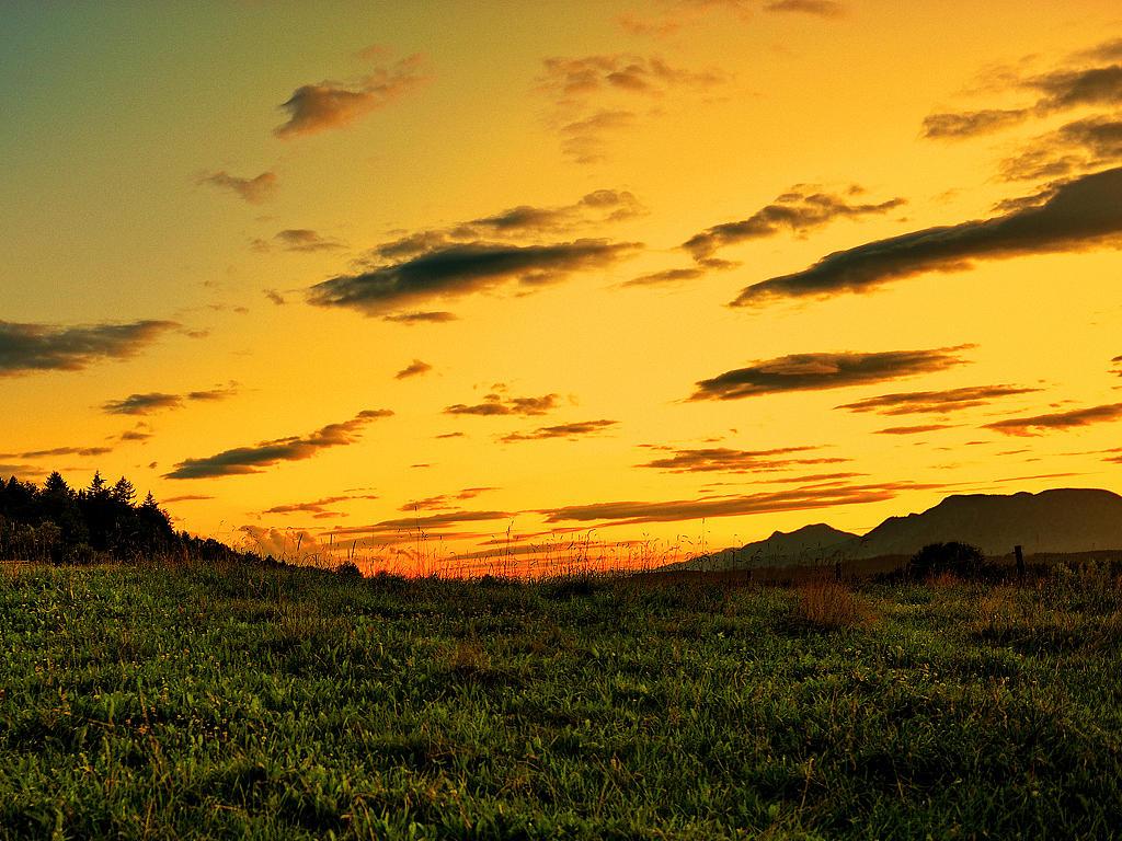 As The Sun Sets by salmanarif