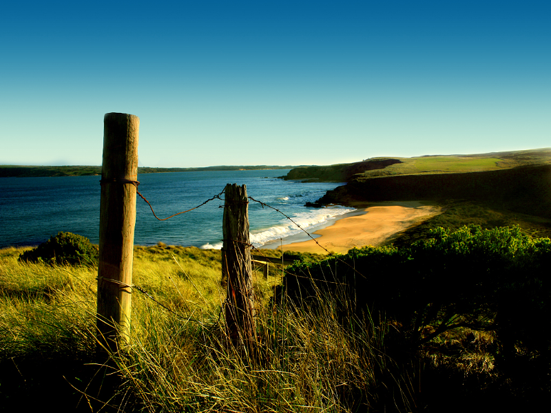 Coastline by salmanarif