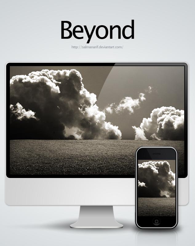Beyond by salmanarif