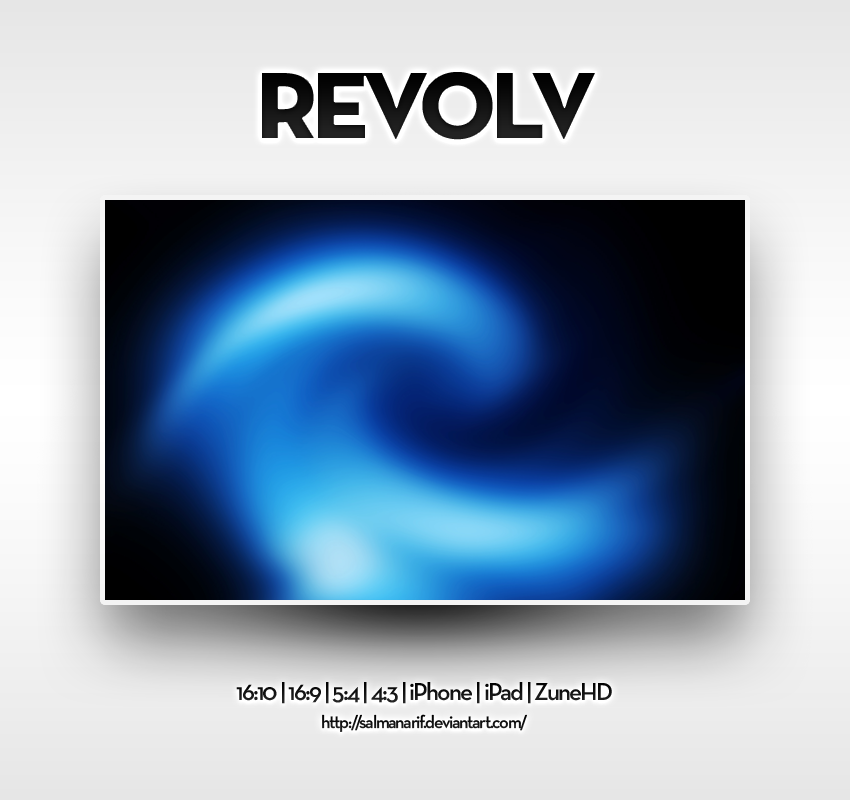 Revolv by salmanarif