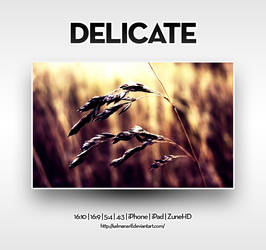 Delicate by salmanarif