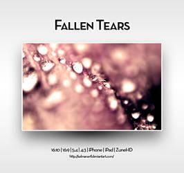 Fallen Tears by salmanarif