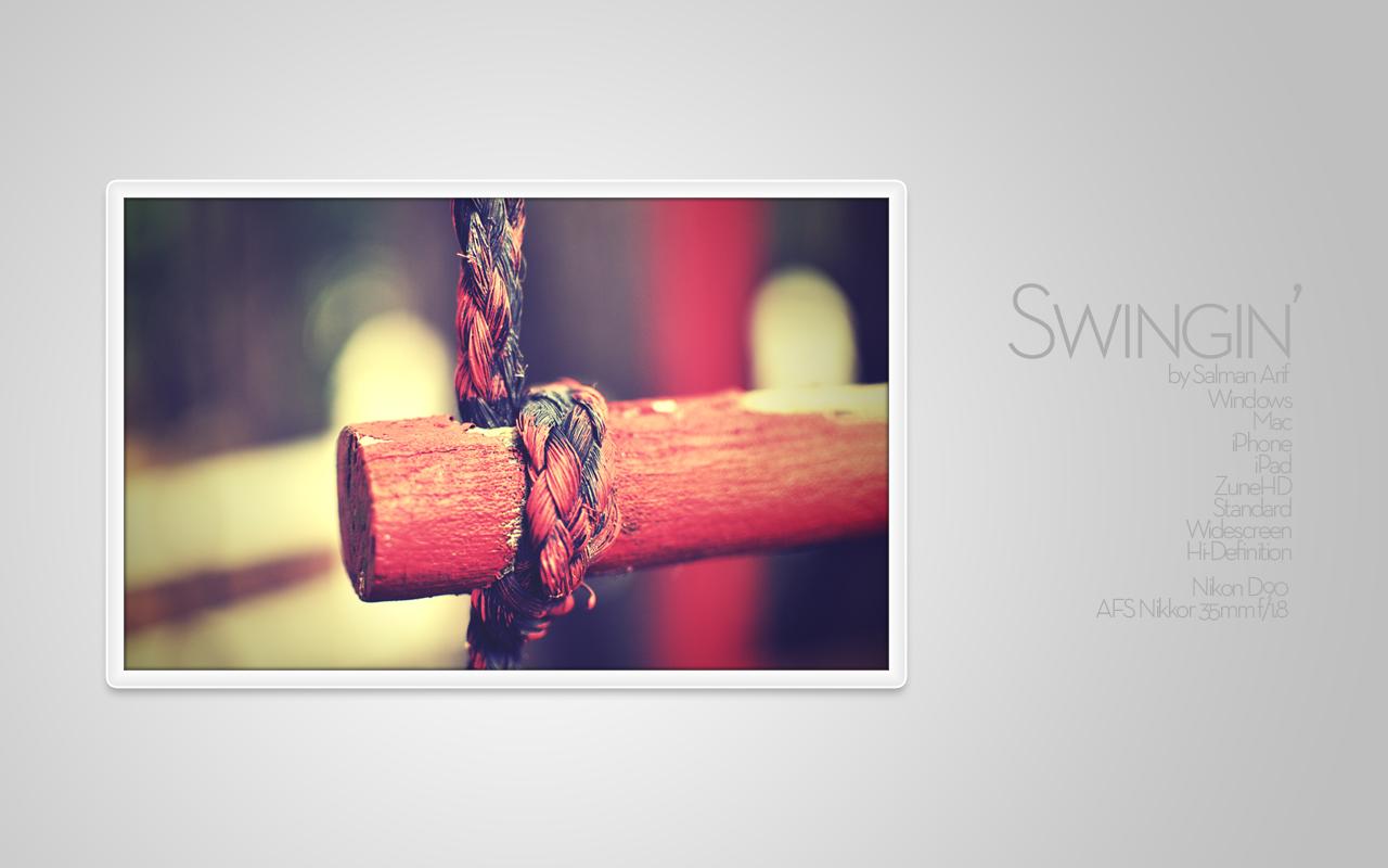 Swingin' by salmanarif