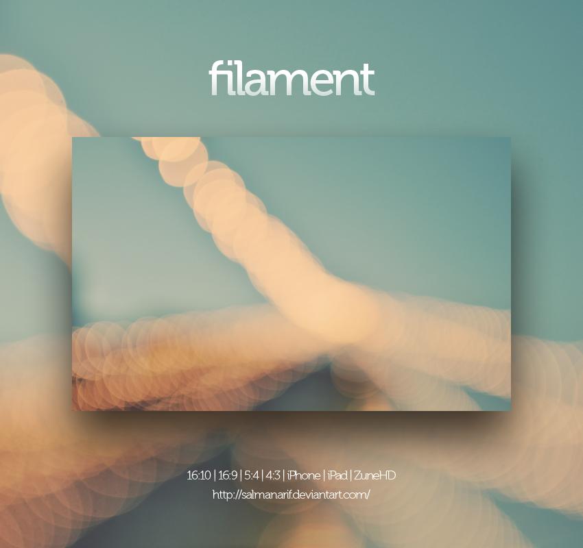 filament by salmanarif
