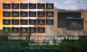 Dark Folder for Mac