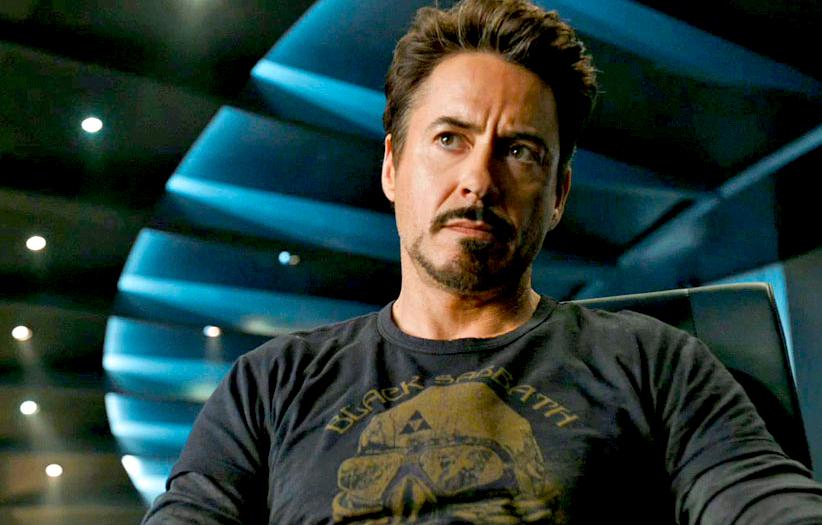 Tony Stark X Reader {Nervous Game: Iron Man} by Trixt3er on