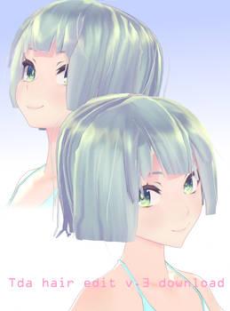 Tda Hair edit v.3 Download