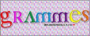 Font Grammes