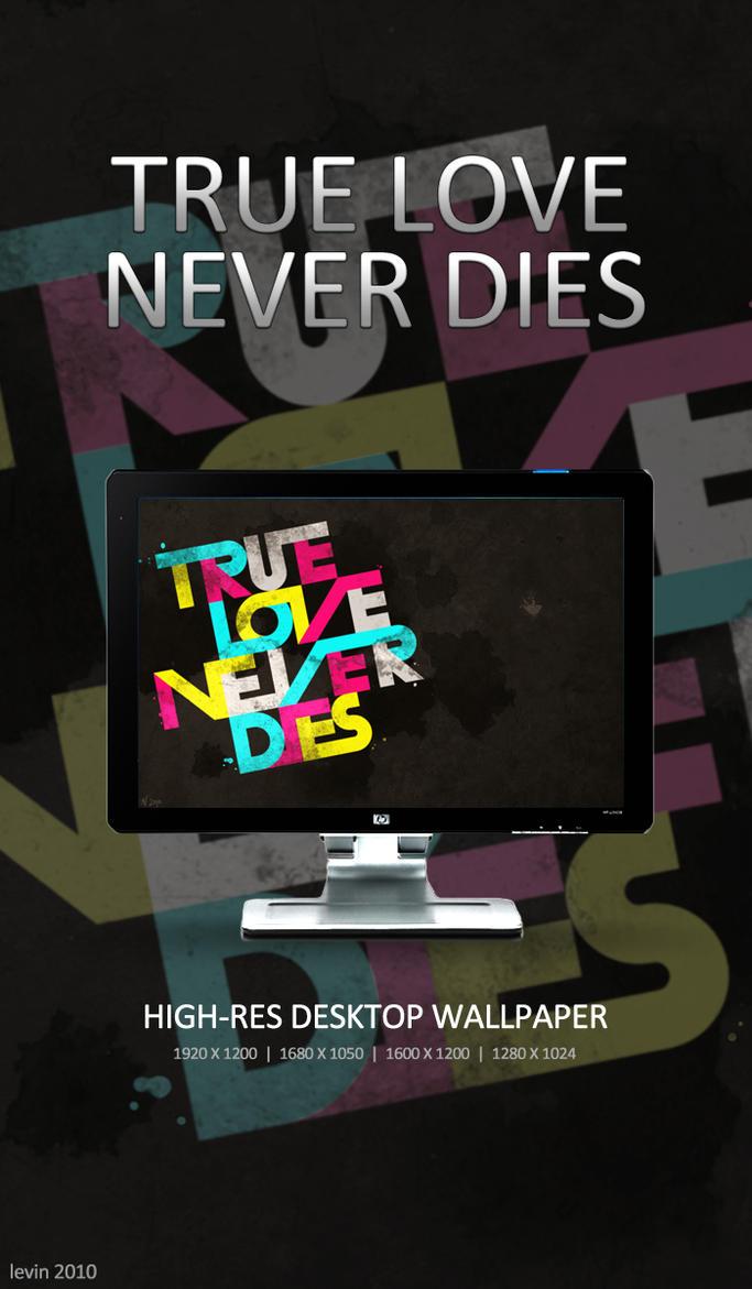 TRUE LOVE NEVER DIES by guyx23