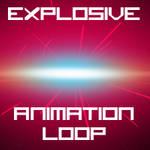 Fireflies explosion loop