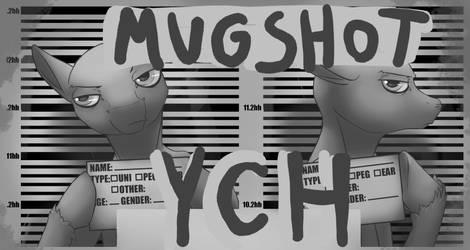 Pony Mugshot YCH - [0/5 slots open]