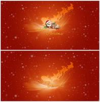 Xmas Wallpaper by Overkill766