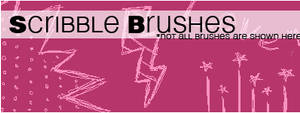 Scribble Brushes 1