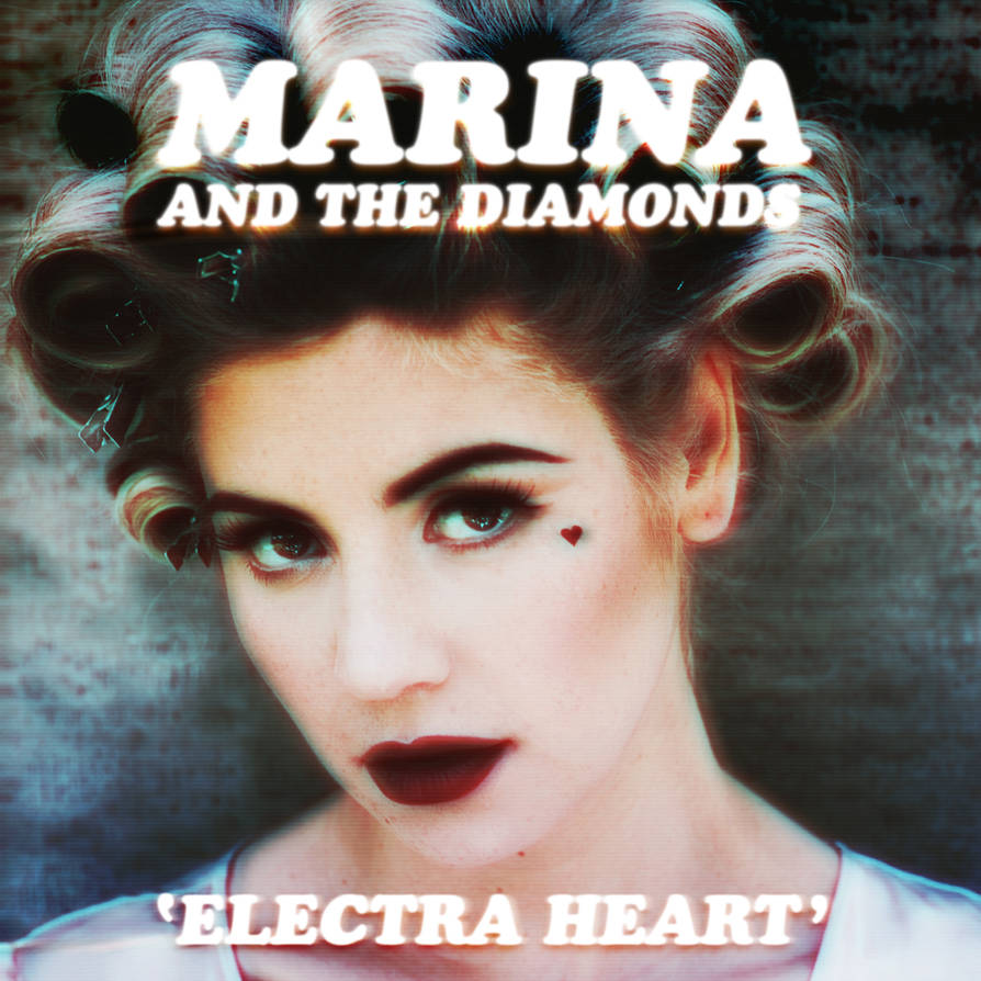 Marina and the diamonds - Electra Heart (Deluxe) by iFuckingBooks on