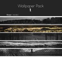 Wallpaper pack 1 by Anselmeth