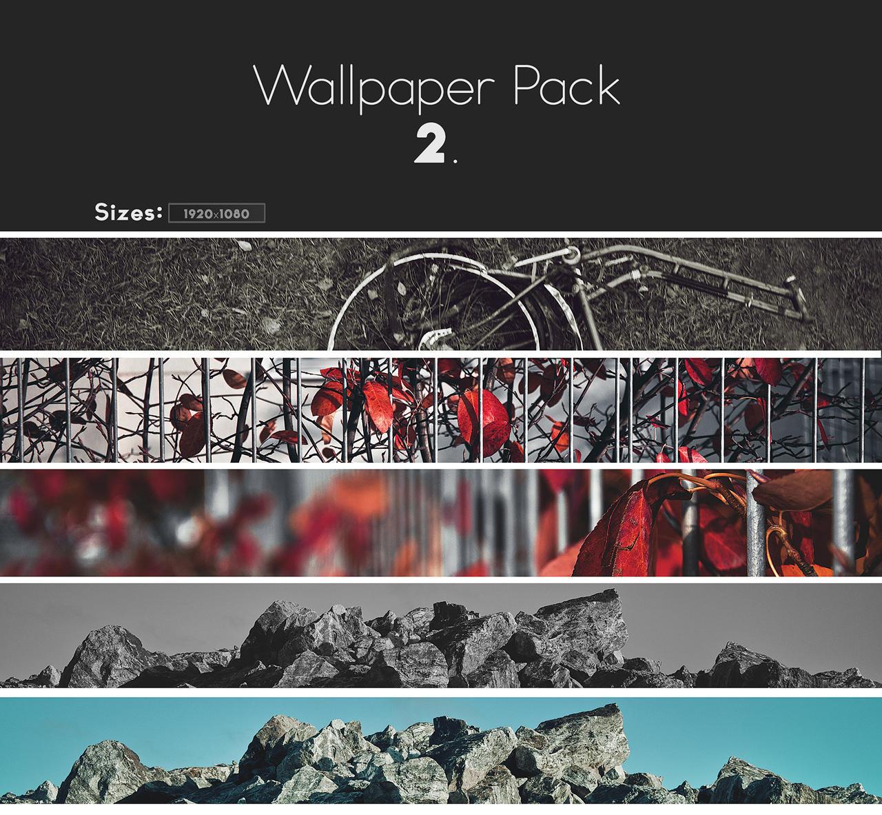 Wallpaperpack 2 by Anselmeth