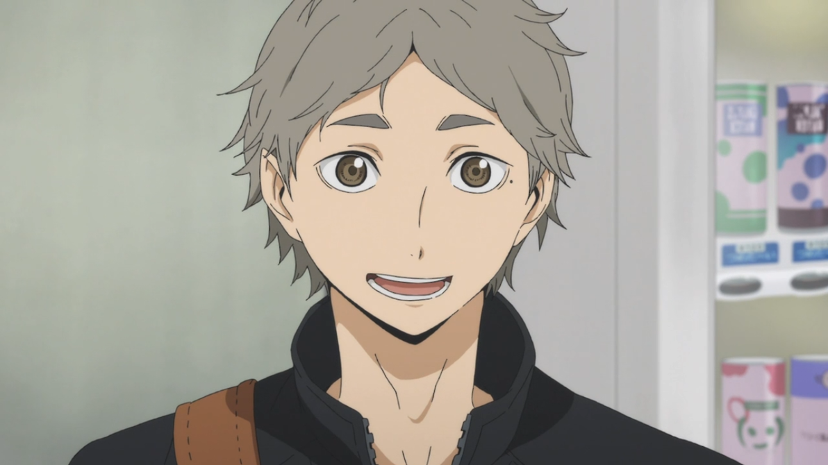 Kōshi Sugawara | Haikyuu!! Wiki | FANDOM powered by Wikia