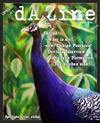 dA Zine Issue No. 3 by dAZine