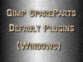 Gimp-SpareParts Default Plugin