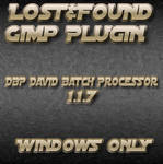 Lost+Found :Gimp batch DPB